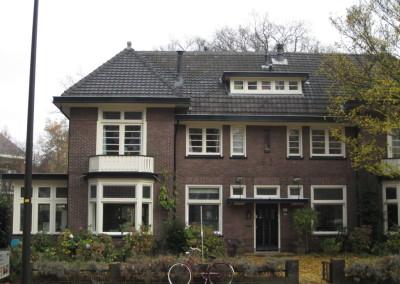 Dakrenovatie monumentale woning, Apeldoorn