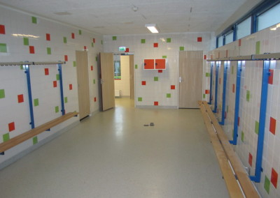 Gehele renovatie gymzaal, Epe