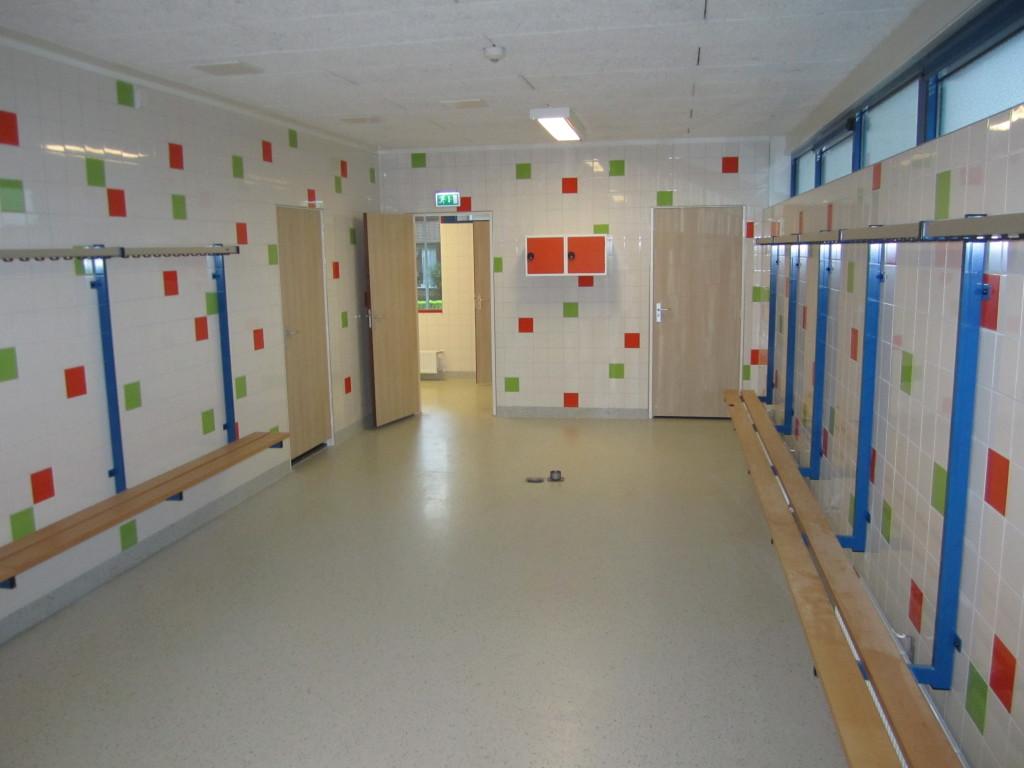 Gehele renovatie gymzaal