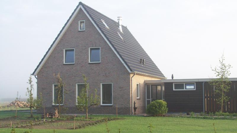Nieuwbouw woning, Uddel