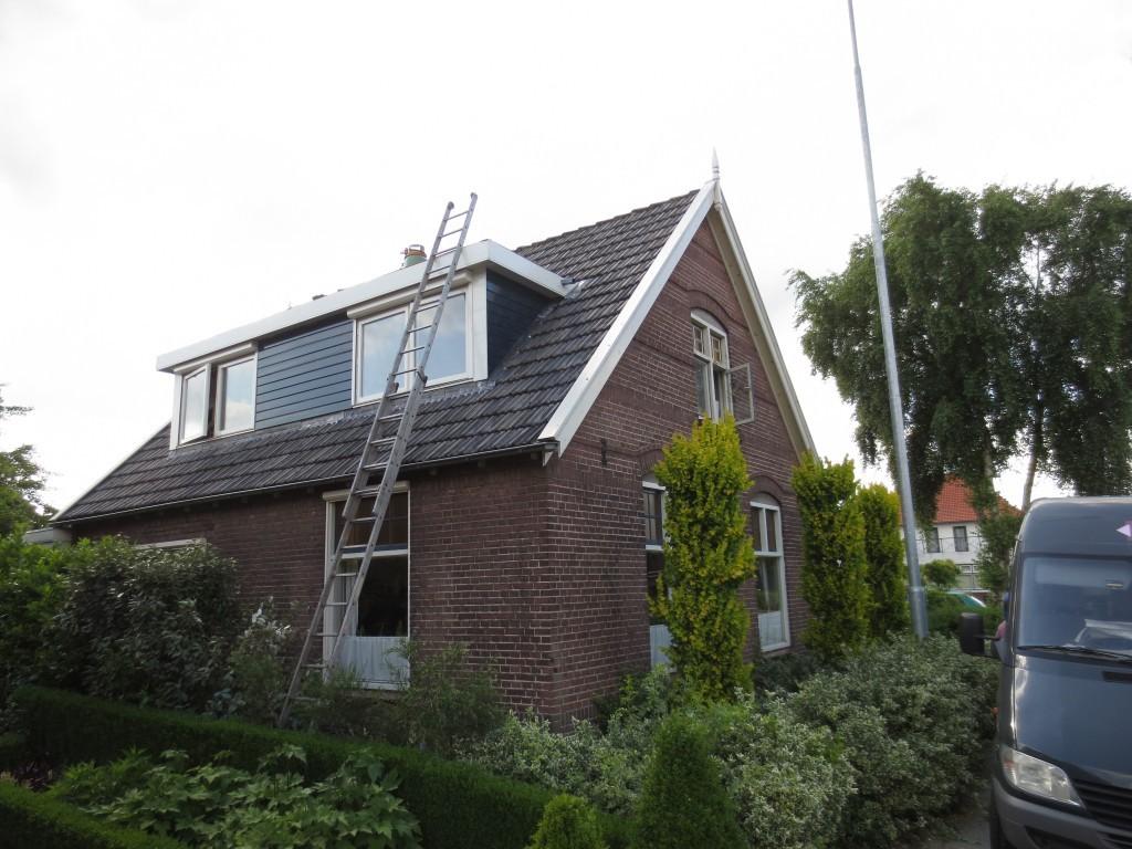 Dakkapel plaatsen op vrijstaande woning in Wezep