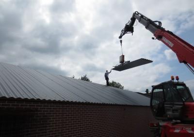 Asbestverwijdering en isolatie plaatsen