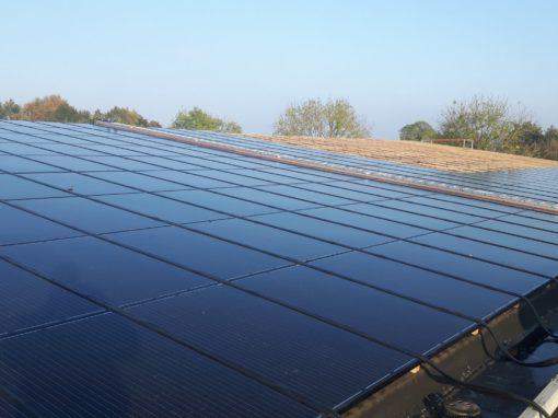 Dakrenovatie voor zonnepanelen