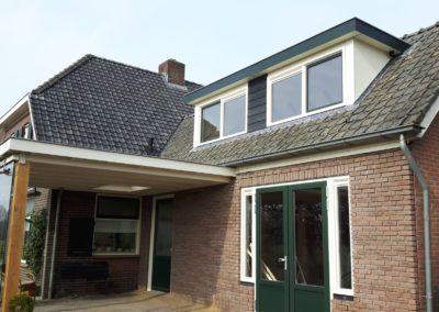 Nieuwe dakkapel in Hoorn